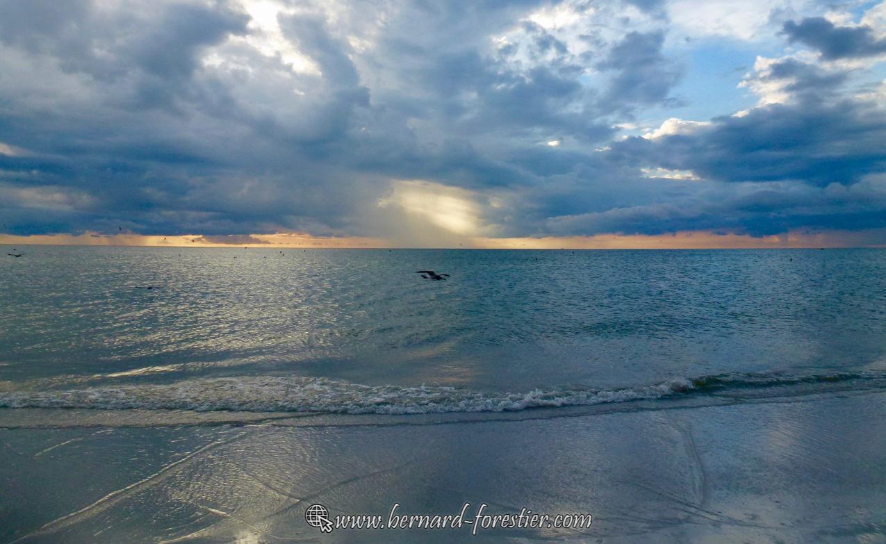 Mer et ciel de Floride 3