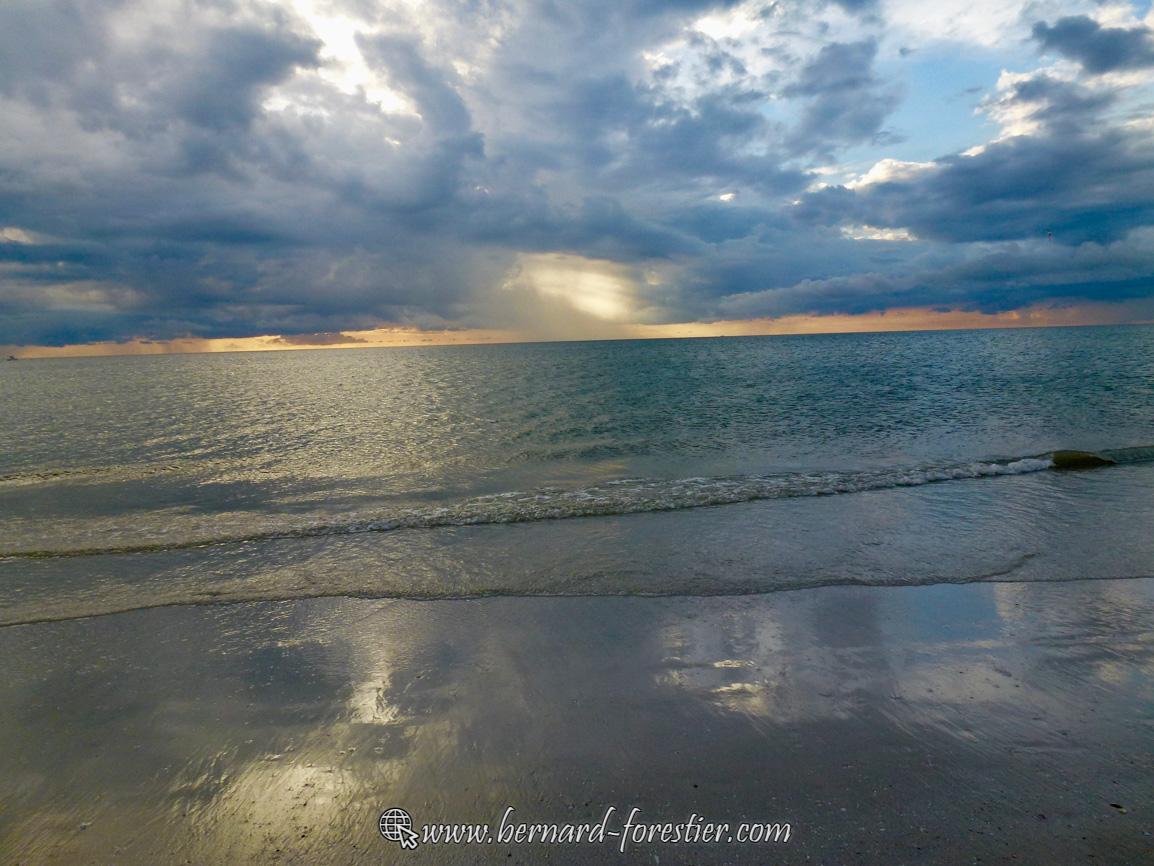 Mer et ciel de Floride 2